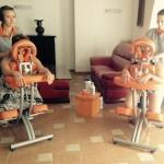 Iulie 2015 - Team Building Sucevita